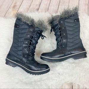 SOREL Tofino II Fleece Lined Winter Snow Boot 8